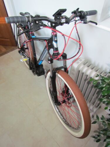 Brake//Gear Cable Tidy//Fixings Dark Blue Cable Ties 20 BMX//MTB//Electric Bike.