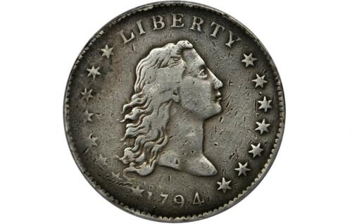 1794 SILVER DOLLAR GLOSSY POSTER PICTURE PHOTO liberty coins currency money 118