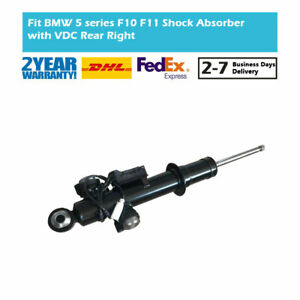 Rear Right Air Suspension Gas Shock Absorber Strut Fit BMW 5-Series F10 M5 520i