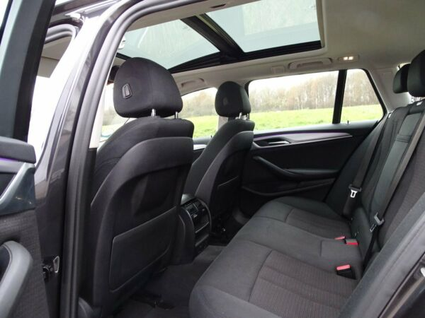 BMW 530d 3,0 Touring aut. billede 6