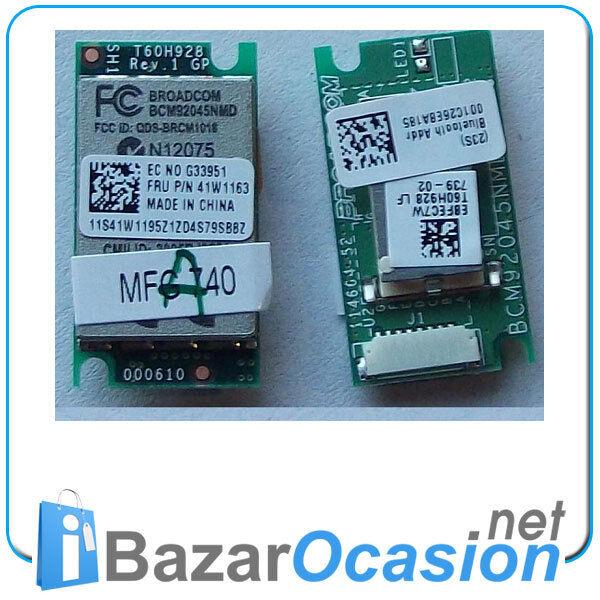 Modulo Module BLUETOOTH 2.0 BroadCom BCM92045NMD  new