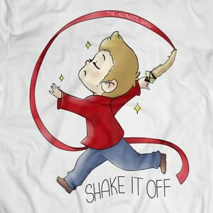 Details about Hillywood Show Shake It Off Supernatural Youtube Parody Large  (L) Unisex Shirt