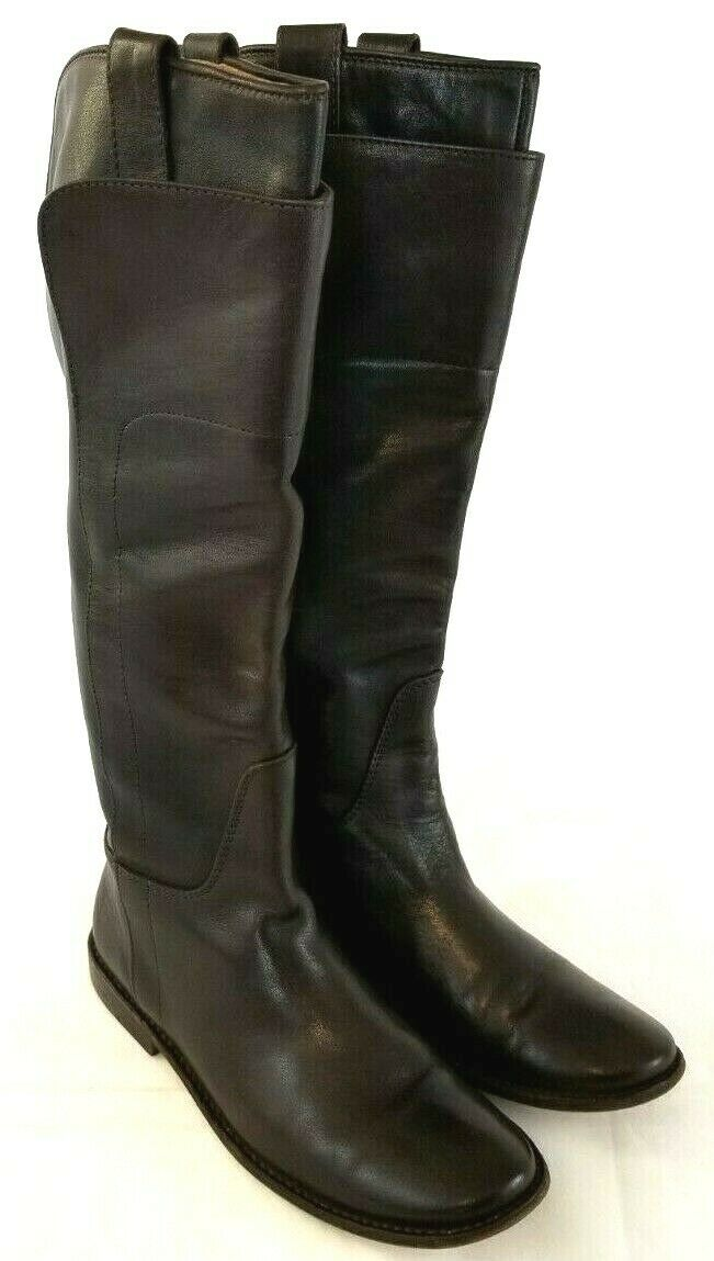FRYE Women's Paige Tall Riding Boots US 6.5 EUR 37 UK 4.5 Brown MSRP  398 T183