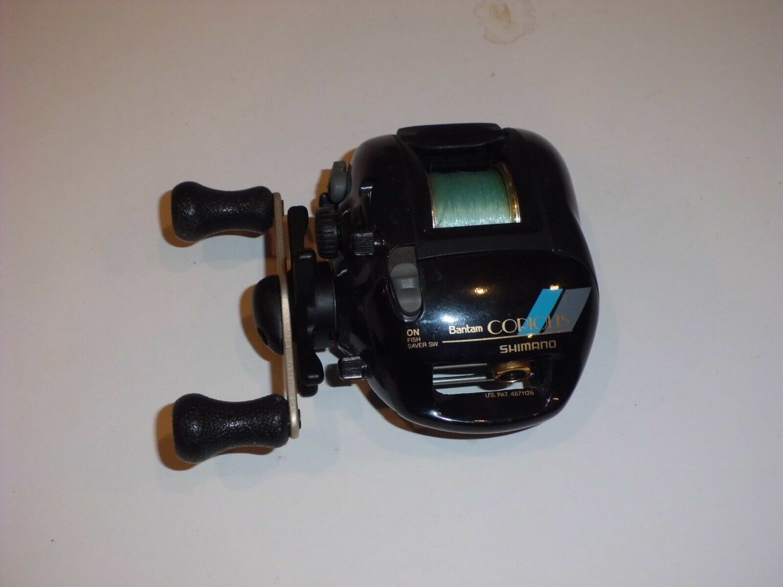 Shimano Coriolis CO-100 Baitcasting Reel made in Japan