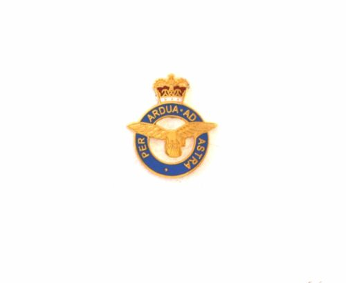 RAF Royal Air Force  Regiment Collapsable Cup Folding Shot Spirits Cup BGK53