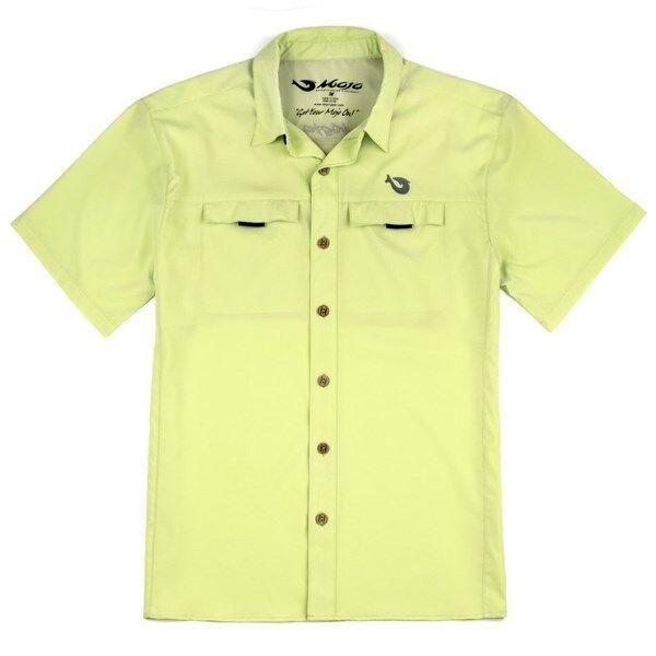 Mr. Big Short Sleeve Shirt  Mint  XL