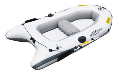 "8'6"" Inflatable Sports Boat , Inflatable Seat, Foot Pump"