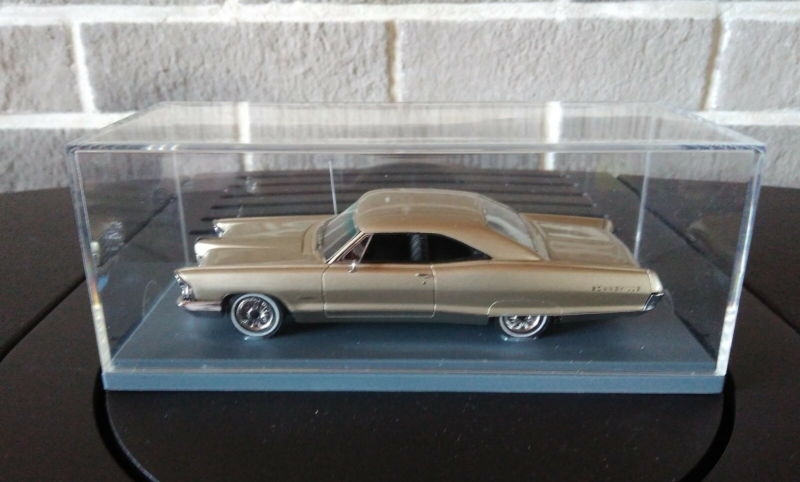 Promo American Excellence 1 43 -Pontiac Bonneville HT Coup 65533;(begränsad Ed.500Ex)