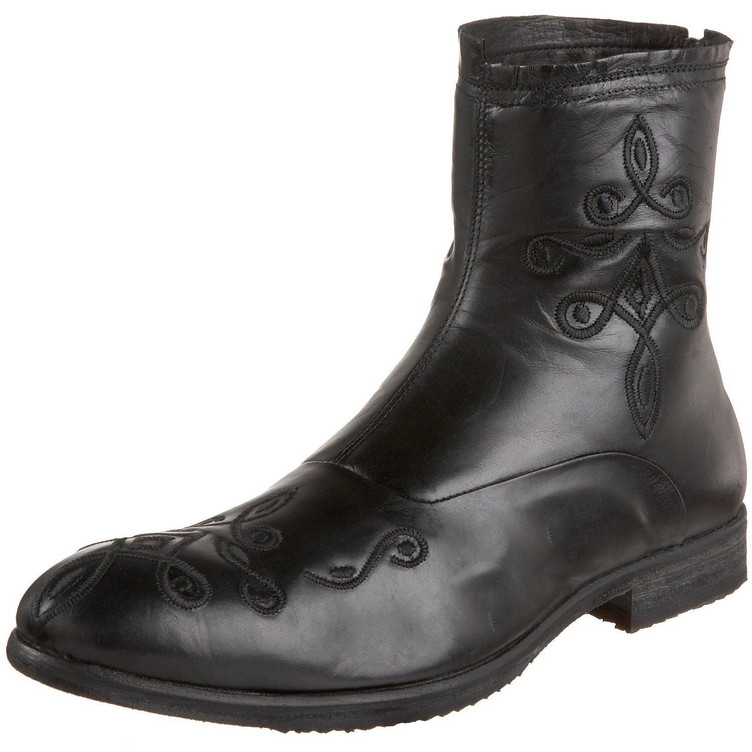 NIB AREA FORTE 6180 COAT BOOTS  MADE IN ITALY RETAIL OVER  300.00