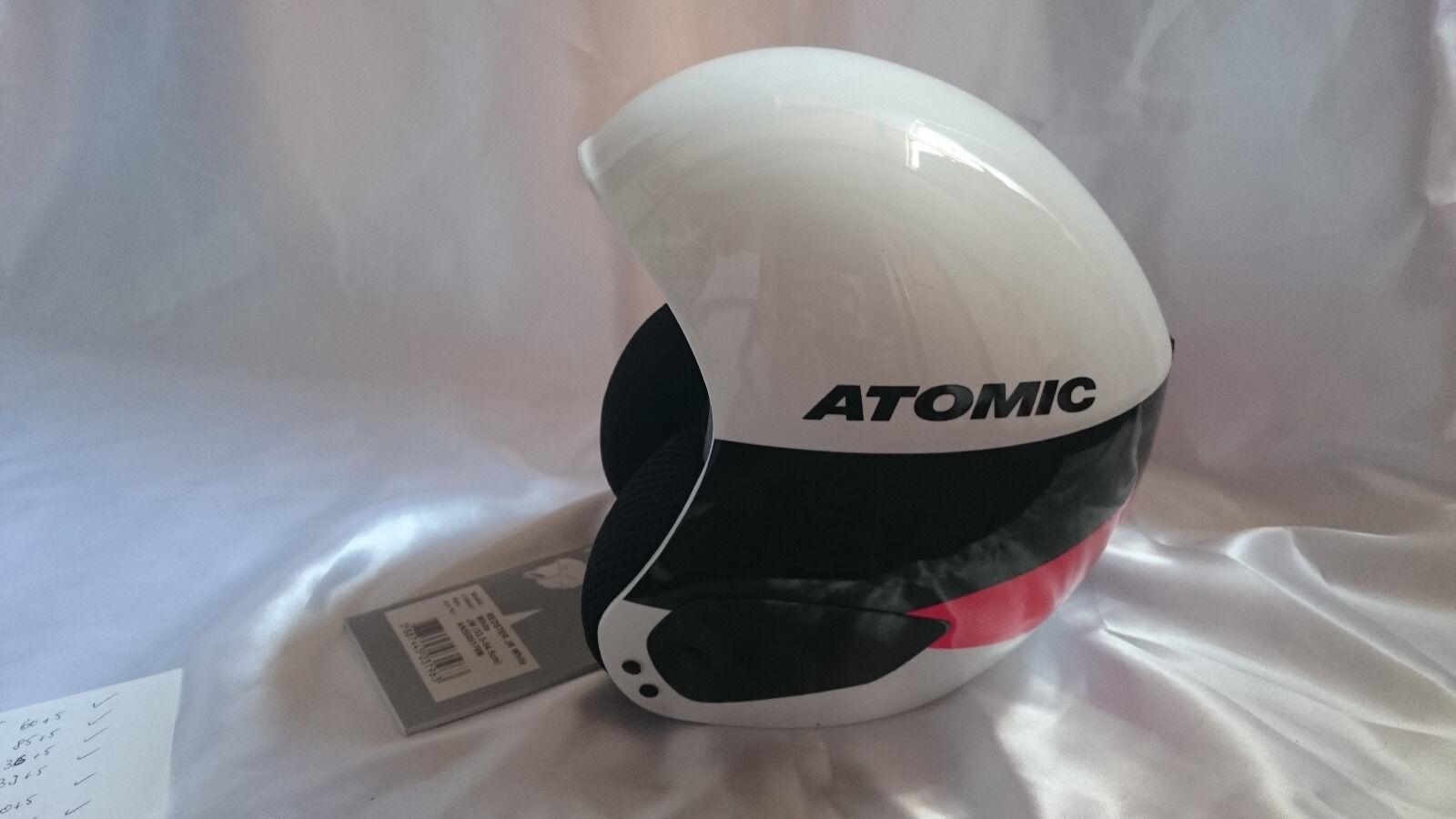 Skihelm Atomic ROTster JR Weiß Gr. JM