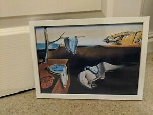 Salvador-Dali-the-persistence-of-memory-Art-A4-Print