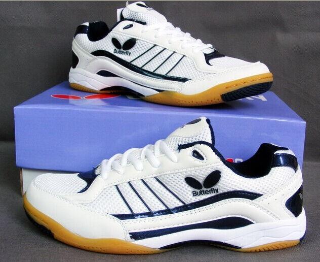 Men Women Casual Sneaker Running shoes Butterfly Tennis Badminton shoes