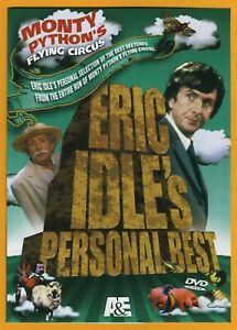 Eric-Idle-039-s-Personal-Best-Monty-Python-039-s-Flying-Circus-DVD-BBC-British-Comedy