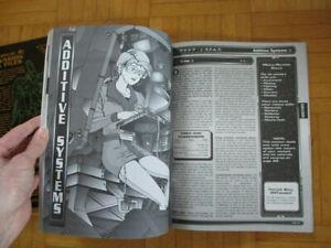 Mekton Plus Advanced Technical Manual – Anime Mecha Science Fiction Role Playing