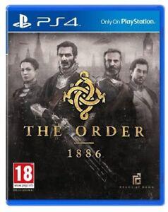 THE-ORDER-1886-PS4-GIOCO-ITALIANO-PLAYSTATION-4-VIDEOGIOCO-SONY-NUOVO-PAL