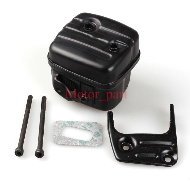 Husqvarna 544809801 muffler support bracket /& screw 503200220 346xp 351 353 New