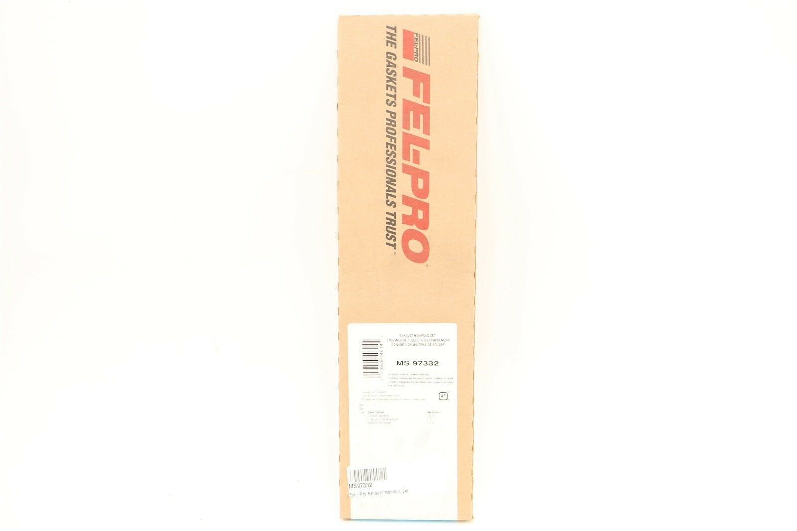 Exhaust Manifold Gasket Set Fel-Pro MS 97332