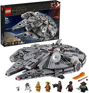 Lego 75257 Star Wars Millennium Falcon?
