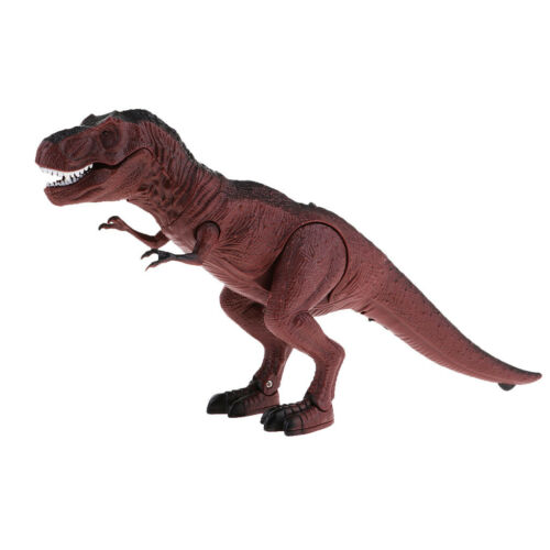 Remote Control Walking Roars Dinosaur Toy for Kids with Lights /& Sounds T-Rex