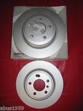 original BMW Bremsscheiben vorn 292x22 mm 3er E90 mit 316i-320i 34116854997