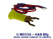 Cox Engine Glow Head Plug Clip .010 .020 .049 .051 .09 .015 Original style