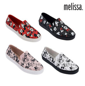 NWT MELISSA Womens Ground Mickey Mouse