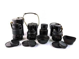 M42-Premium-SET-Carl-Zeiss-prime-lens-set-Flektogon-Sonnar-Pancolar