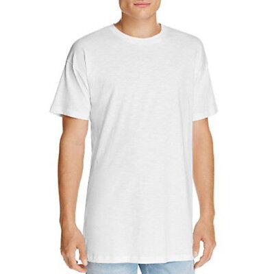 New Hugo Boss Men/'s Crew Neck White Doracle Short Sleeve Tee T Shirt