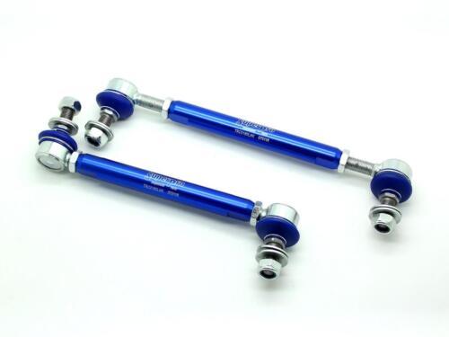 SuperPro TRC10160-RR Rear Anti-roll Sway Bar Adjustable Drop Link Kit
