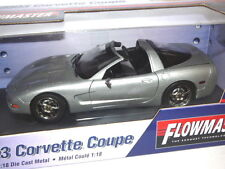 Ertl RC2 American Muscle 2003 Corvette Coupe Flowmaster Exhausts