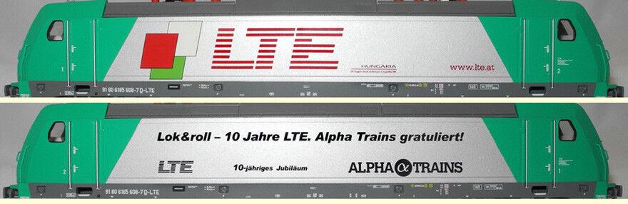 Brawa 43915 AC Digital SOUND TRAXX-Ellok Baureihe 185.2 der LTE NEU  369.-