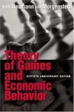 Theory of Games and Economic Behavior (Princeton Classic Editions) by von Neuma