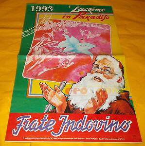Calendario Frate Indovino Ebay.Dettagli Su Frate Indovino Calendario Anno 1993 Lacrime In Paradiso