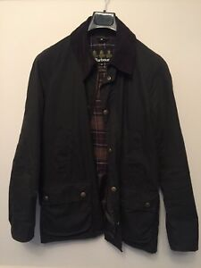Mens-Barbour-Wax-Jacket-Medium-Perfect-Condition