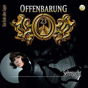 Offenbarung-23-Folge-32-Sehnsucht-Hoerspiel-CD-2009-NEU