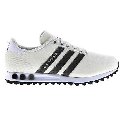 Mens ADIDAS LA TRAINER WEAVE White Trainers AQ6792 | eBay
