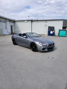 2012 BMW 6 Series Mpackage