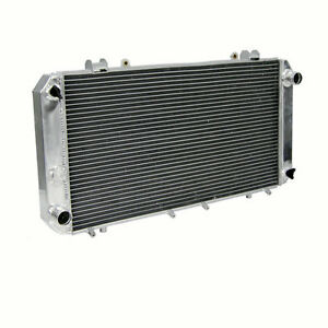 BRAND NEW  TOYOTA MR2  Mk1 1.6 16V RADIATOR  YEAR 1984 TO 1989