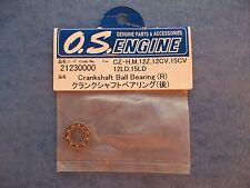 OS O.S. ENGINE 21230000 CRANKSHAFT BALL BEARING (R) CZ-H CZ-M 12Z 12/15 CV/LD