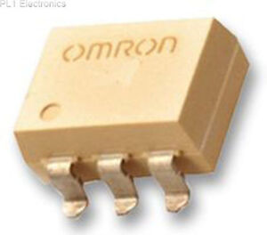 OMRON-ELECTRONIC-COMPONENTS-G3VM-81G1-Relais-Mosfet-Sop-Spst-No-80V-0-35