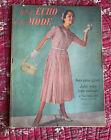 1955 Le petit écho de la mode N°24 Hebdomadaire féminin vintage couture rétro