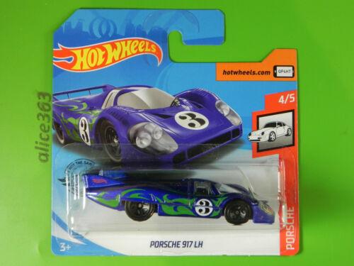 45-nuevo en caja original Hot Wheels 2020-Porsche 917 LH-Porsche
