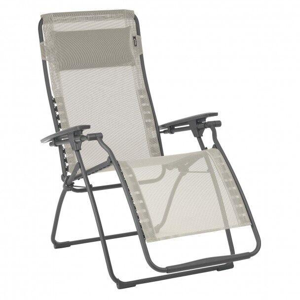 Lafuma Relax Futura Batyline Iso Seigle LFM 3111 8548 Stuhl Camping Garten