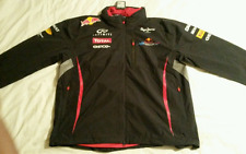 NEW 2015 Infiniti Red Bull Replica Racing F1 Team Rain Jacket Coat Boys, Men XXL