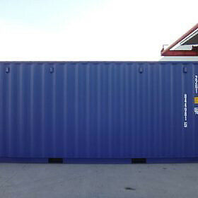 20' nye containere 20 fods sorte, blå, grå (Aar...