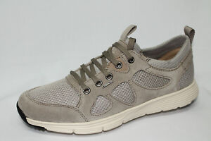 Scarpe Geox Snapish Beige Camoscio E €109 Sneakers U 90 B Tessuto Listino 20 UqArUCw