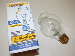 Image Is Loading 4 Duro Test Long Life 120 Volt Light