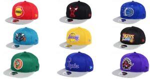 NEW-ERA-NBA-Mesh-Hook-Authentic-9FIFTY-950-Basketball-Mens-Snapback-Hat-Cap