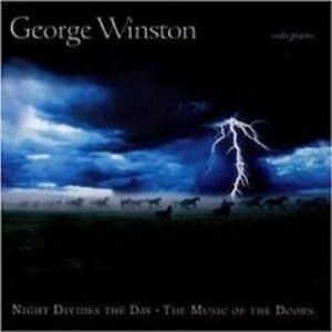 GEORGE-WINSTON-034-NIGHT-DIVIDES-THE-DAY-034-CD-13-TITEL-NEU