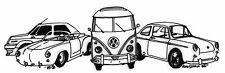 VW Movies----DVD's of Old Original VW Factory Movies--- Aircooled Set 1&2------